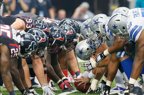 Cowboys Football Regular Season Live